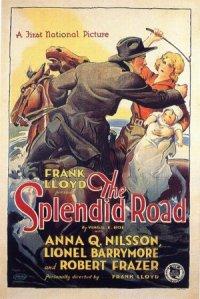 The Splendid Road poster
