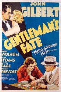 Gentleman's Fate poster