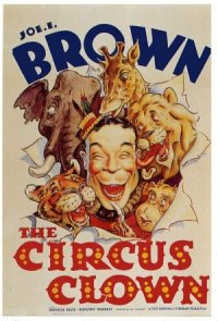 The Circus Clown poster