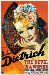 The Devil Is a Woman poster