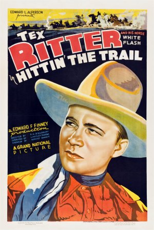 Hittin' the Trail Poster