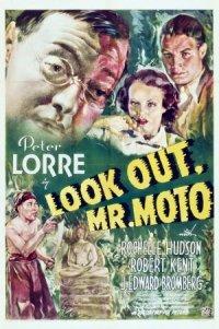 Mr. Moto Takes a Chance poster