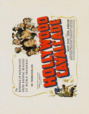 Hollywood Cavalcade 1397x1786