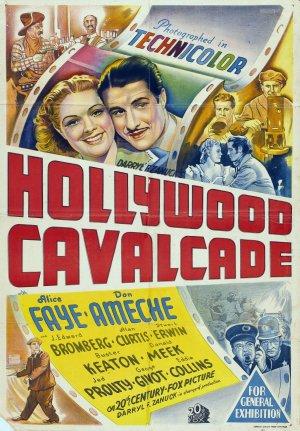 Hollywood Cavalcade 2025x2908