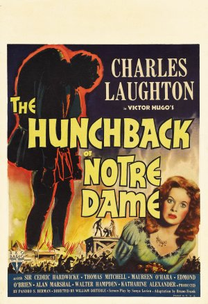 The Hunchback of Notre Dame 1956x2848