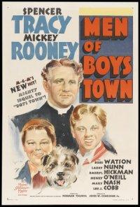 Men of Boys Town poster