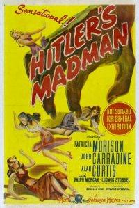 Hitler's Madman poster