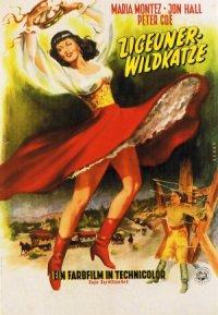 Gypsy Wildcat poster