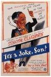 It's a Joke, Son! poster