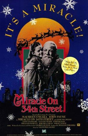 Miracle on 34th Street 580x888