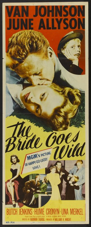The Bride Goes Wild 1206x3000