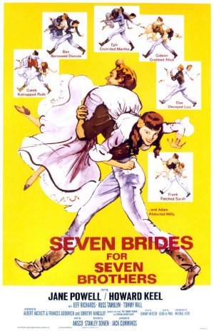Seven Brides for Seven Brothers 520x804