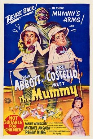 Abbott and Costello Meet the Mummy 2019x3000