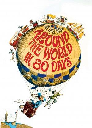 Around the World in 80 Days 2007x2769