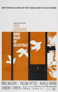 Birdman of Alcatraz poster