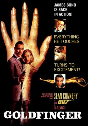 Goldfinger Dvd cover