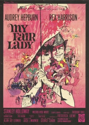 My Fair Lady 537x755