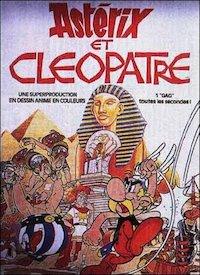 Astérix et Cléopâtre poster