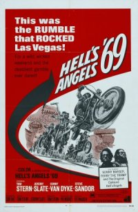 Hell's Angels '69 poster
