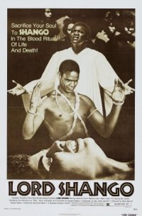 Lord Shango poster