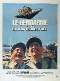 Il gendarme e gli extraterrestri poster