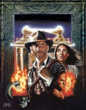 Raiders of the Lost Ark 800x1025