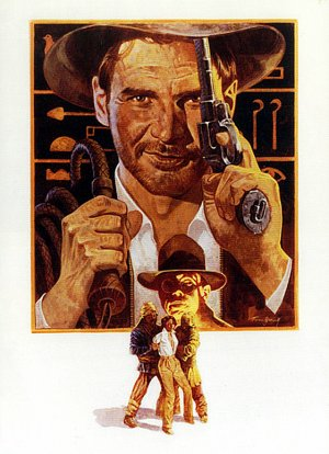 Raiders of the Lost Ark 561x775