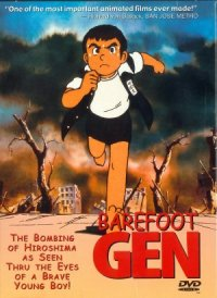 Barfuss durch Hiroshima poster