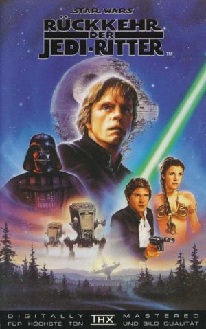 Star Wars: Episode VI - Return of the Jedi Cover