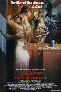 A Nightmare on Elm Street Part 2: Freddy's Revenge poster