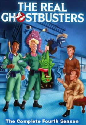 The Real Ghost Busters 306x443
