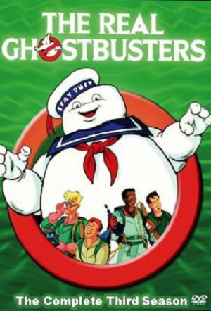 The Real Ghost Busters 305x449