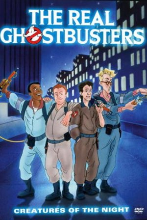 The Real Ghost Busters 327x488