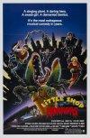 La tienda de los horrores poster
