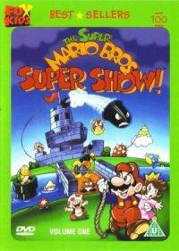 The Super Mario Bros. Super Show! poster