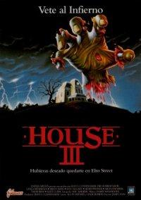 Horror House poster