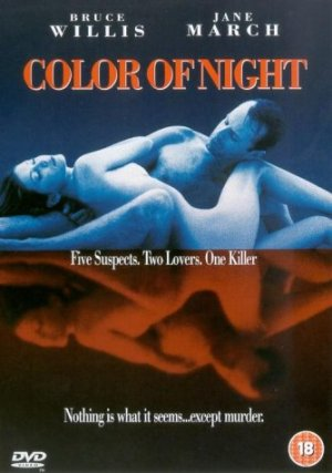 Color of Night 334x475