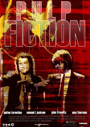 Pulp Fiction 2480x3508