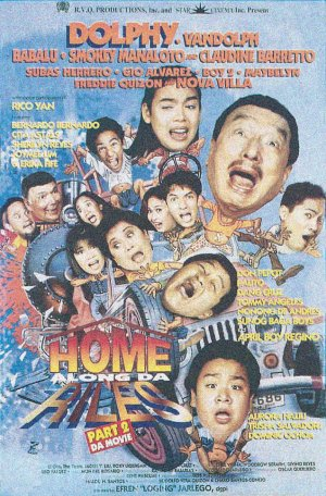 Home Along da Riles da Movie movie