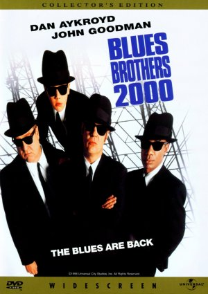 Blues Brothers 2000 (El ritmo continúa) 1517x2150