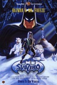 Batman & Mr. Freeze: Eiszeit poster
