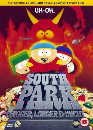 South Park: Bigger, Longer & Uncut 570x800
