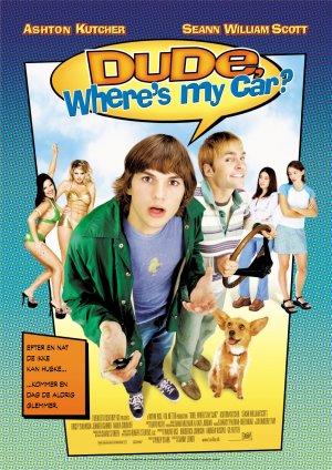 Dude, Where's My Car? 2228x3149