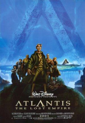 Atlantis - Das Geheimnis der verlorenen Stadt 313x450