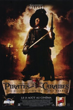 Pirates of the Caribbean: The Curse of the Black Pearl 667x1000