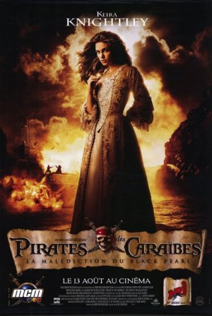 Pirates of the Caribbean: The Curse of the Black Pearl 671x1000