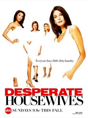 Desperate Housewives 520x693