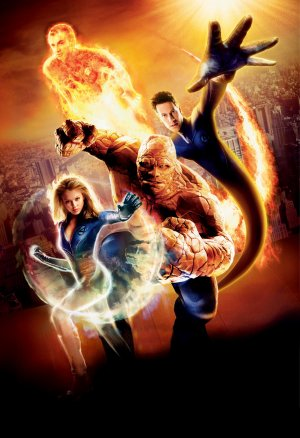 Fantastic Four Key art