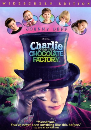Charlie and the Chocolate Factory 1516x2159
