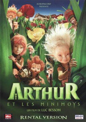 Arthur und die Minimoys 3061x4297